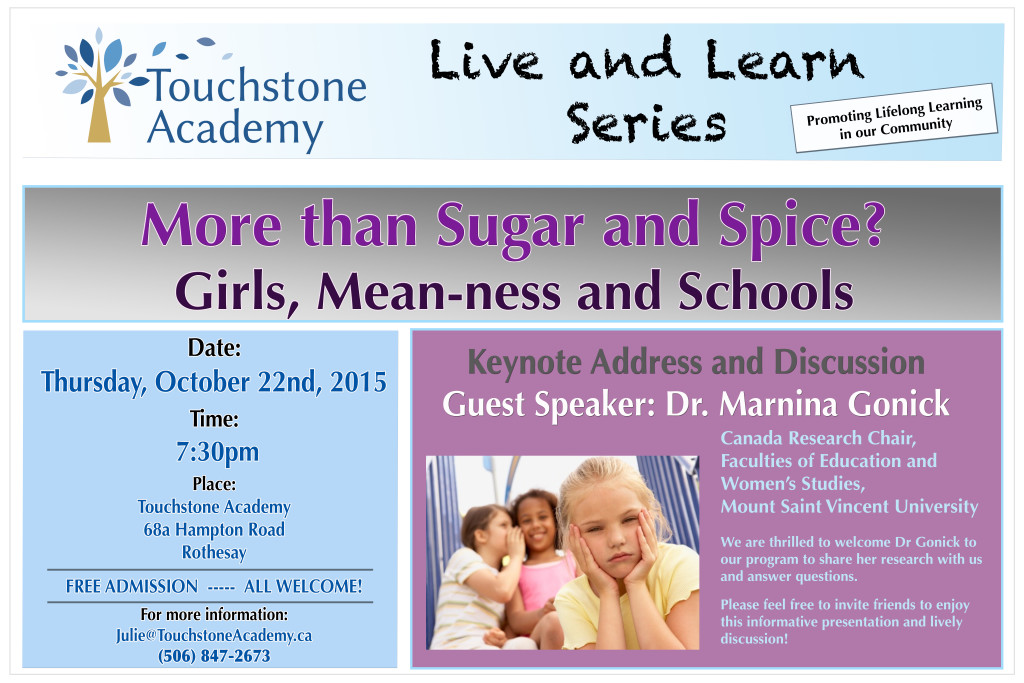 LIVE and LEARN Sugar and Spice