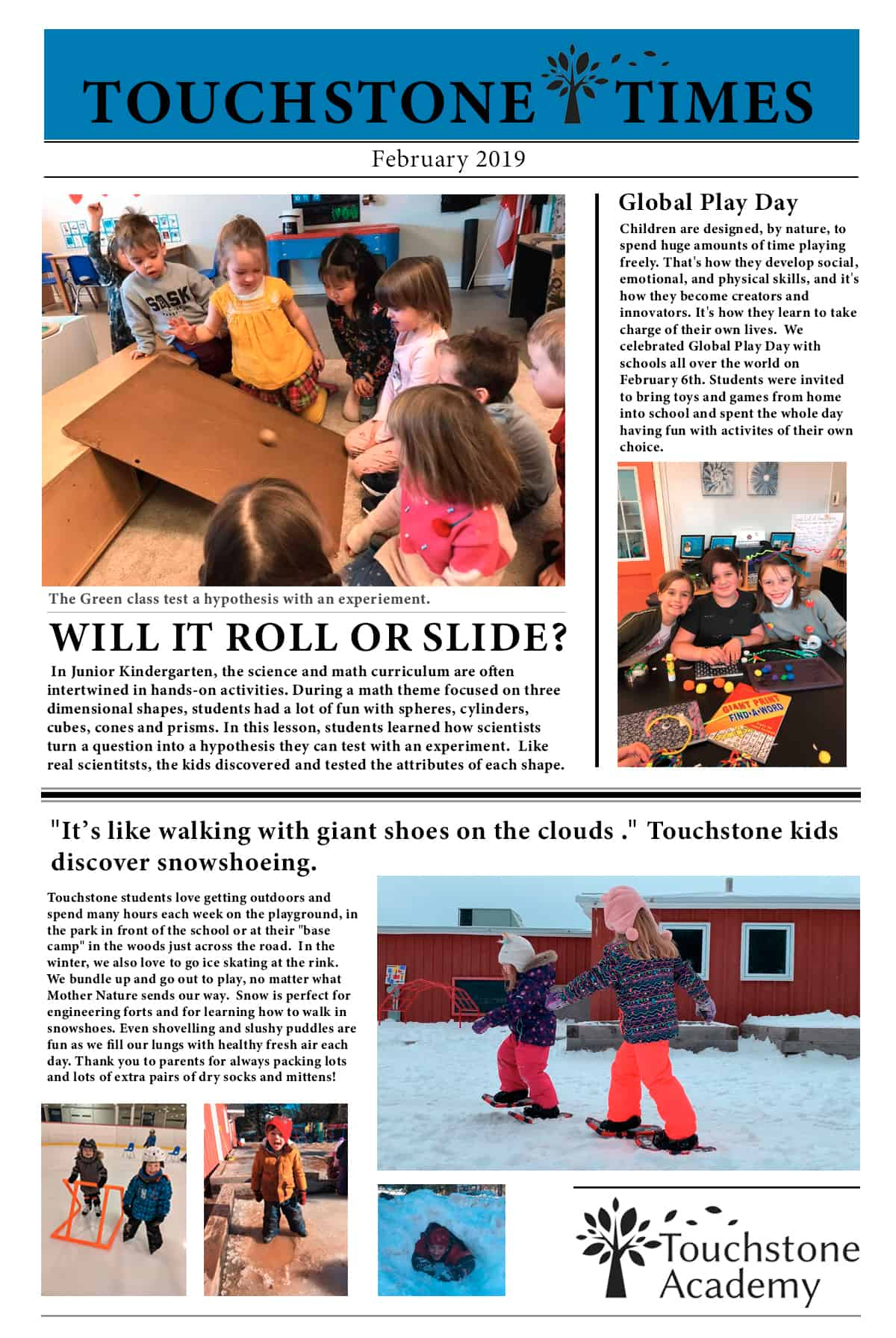 Touchstone Times February 2019
